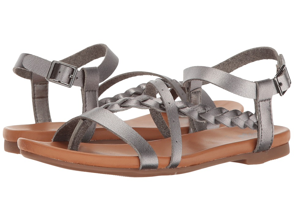 Yellow Box - Vice (Pewter) Women's Dress Sandals