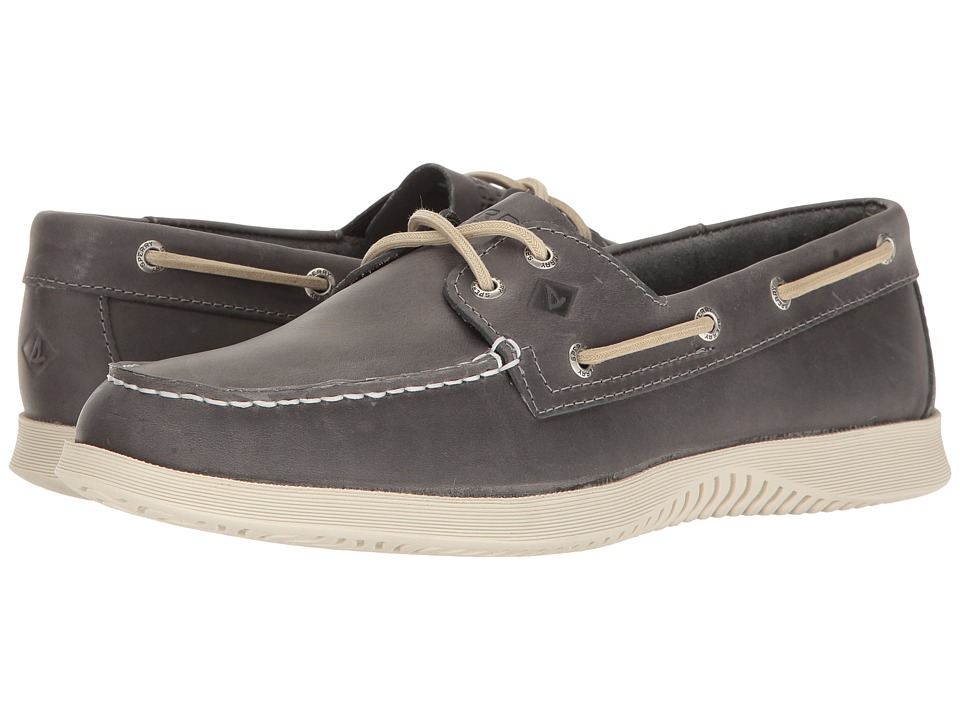 Sperry - Quest 2-Eye (Grey) Men's Lace up casual Shoes