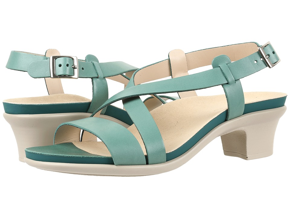SAS - Nouveau (Teal) Women's Shoes