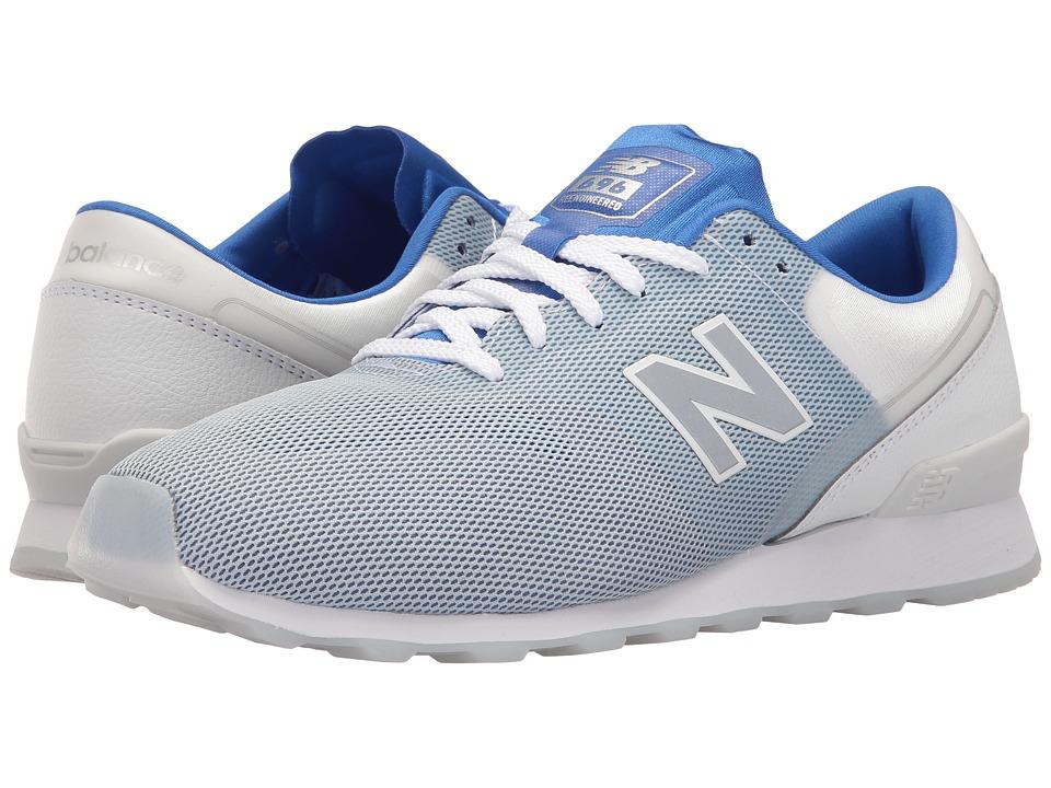 New Balance Classics - WL696 (Vivid Cobalt/White) Women's Classic Shoes