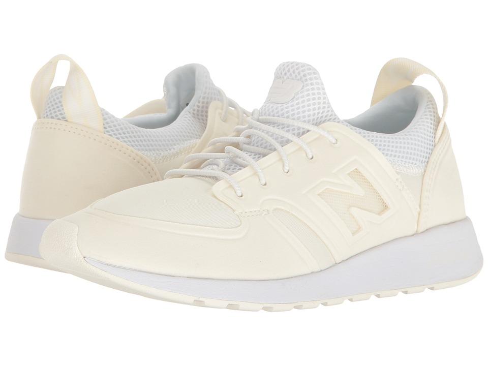 New Balance Classics - WRL420 Slip-On (Sea Salt/White) Women's Shoes