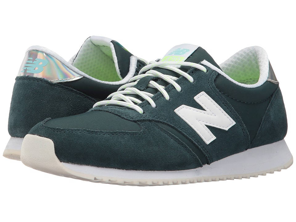 New Balance Classics - WL420 (Supercell/White) Women's Classic Shoes