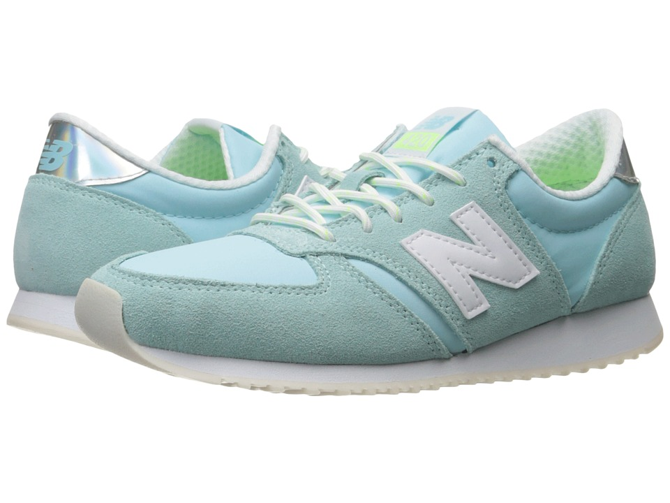 New Balance Classics - WL420 (Ozone Blue Glo/White) Women's Classic Shoes