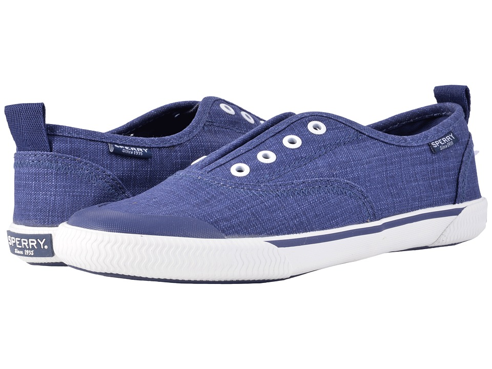Sperry - Quest Skip (Navy) Women's Slip on Shoes