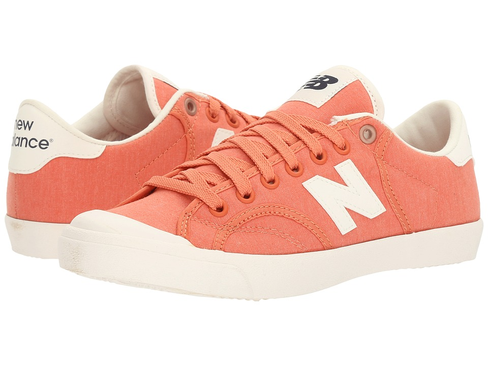 New Balance Classics Pro Court (Pink Clay/Sea Salt) Women