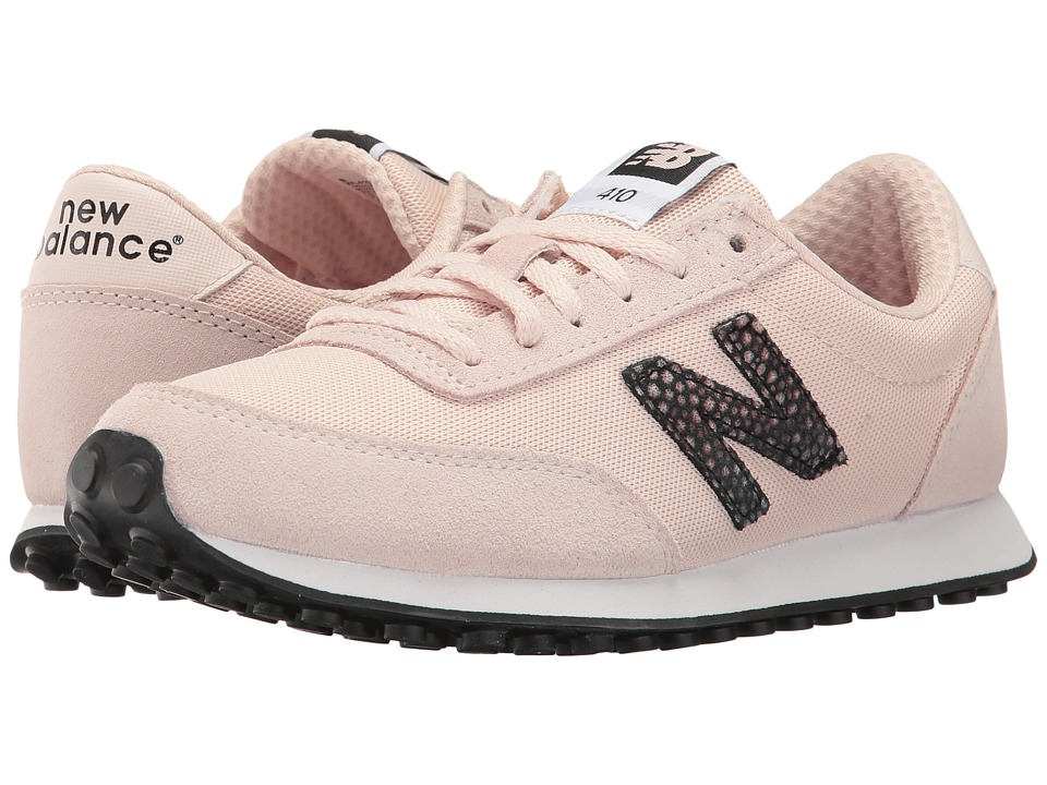 New Balance Classics - WL410 (Pink Sandstone/White) Women's Classic Shoes