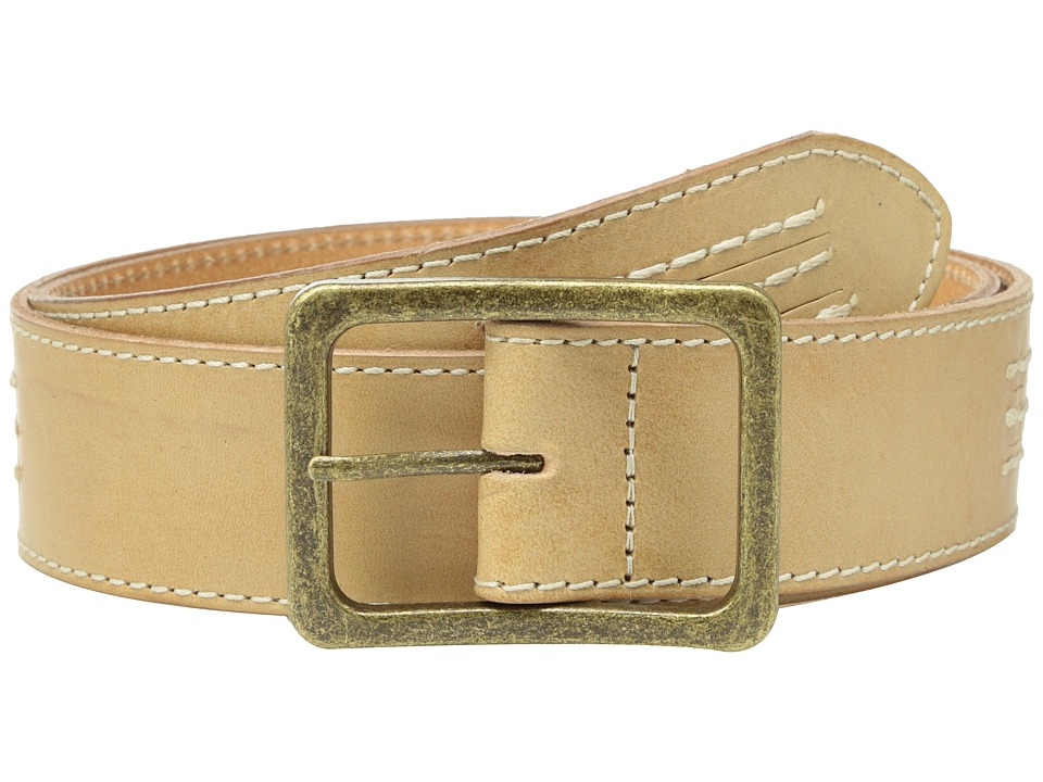 Bed Stu - Derek (Natural Driftwood) Men's Belts