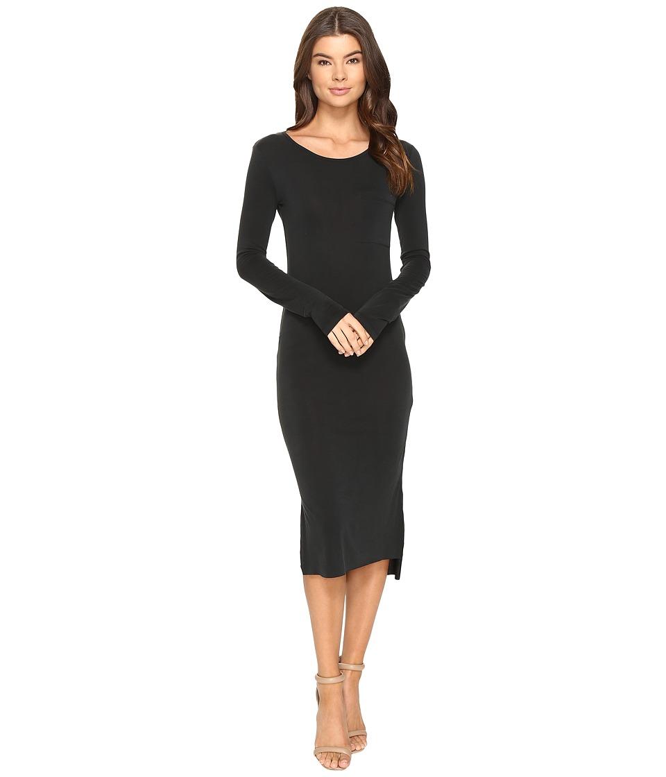 Culture Phit Fleta Long Sleeve Midi Dress