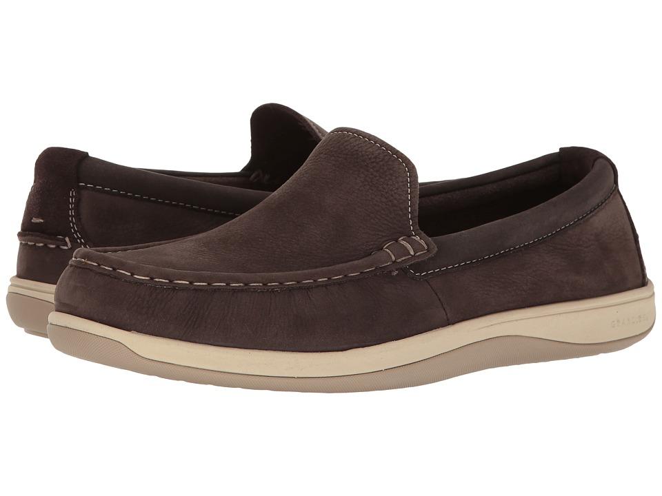 Cole Haan Boothbay Slip-On Loafer (Java Nubuck) Men