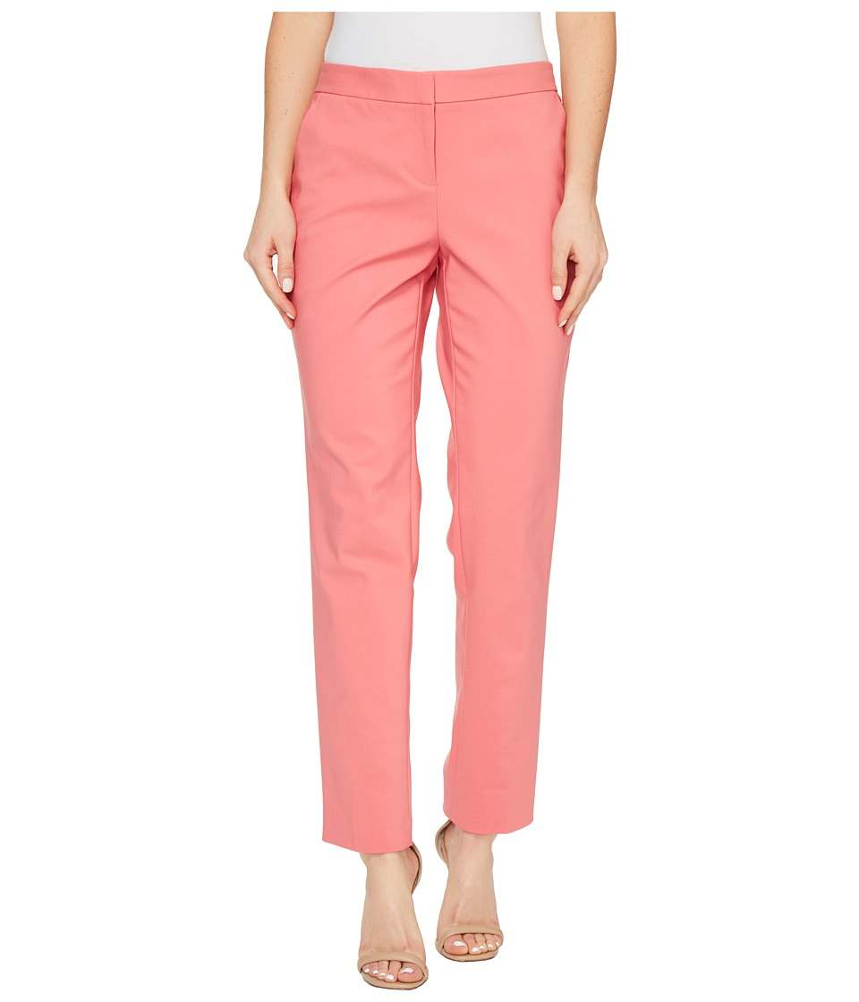 Vince Camuto - Front Zip Ankle Pants (Rossetto) Women's Casual Pants