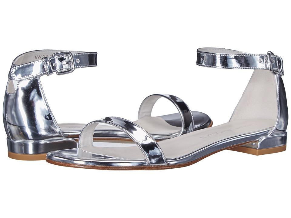 Stuart Weitzman - Nudistflat (Tin Glass) Women's Shoes