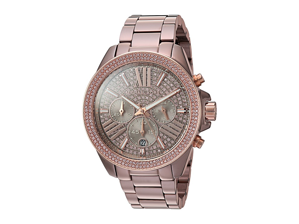 Michael Kors - MK6411 (Bronze) Watches
