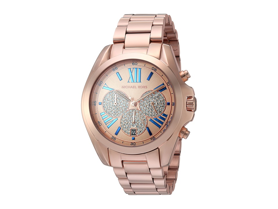 Michael Kors - MK6321 (Rose Gold) Watches