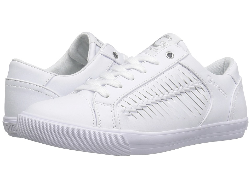 G by GUESS Otalie (White Nappa PU) Women