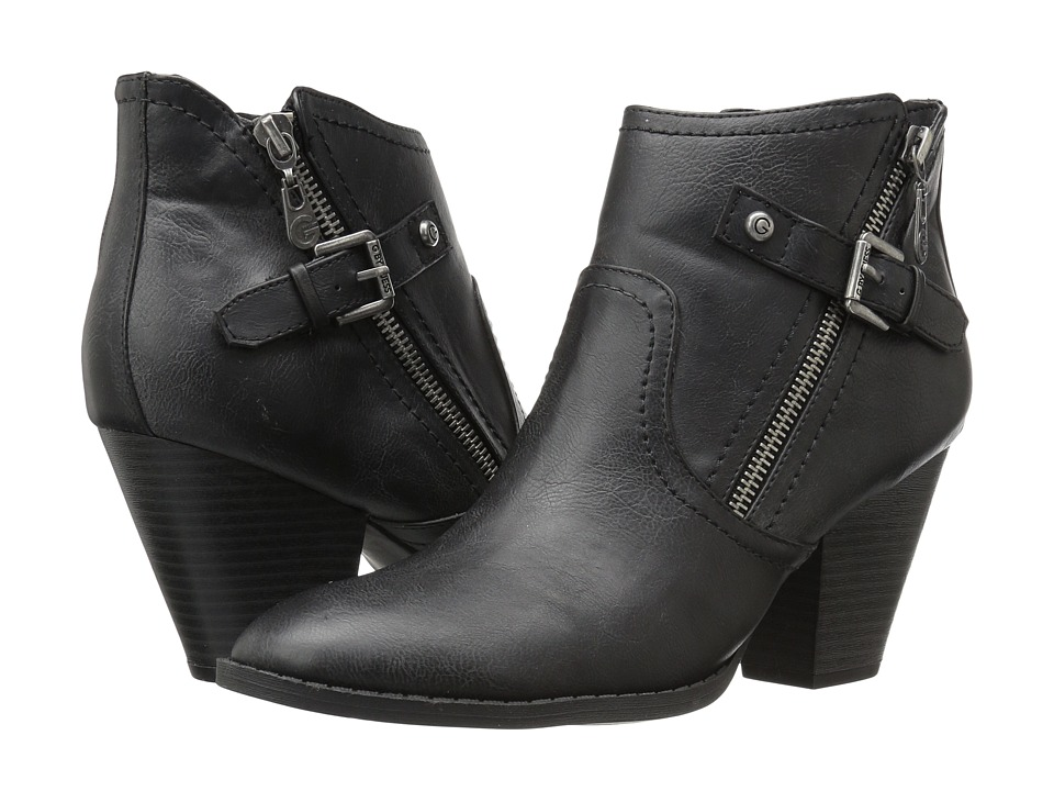 G by GUESS - Profit (Black PU) Women's Boots