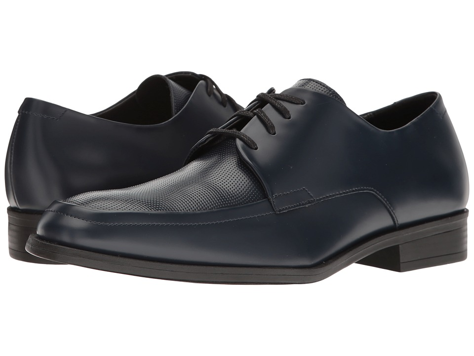 Calvin Klein - Draven (Dark Navy) Men's Shoes
