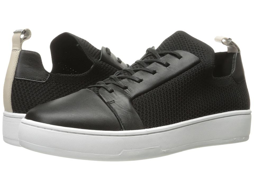 Calvin Klein - Nibbs (Black Open Knit) Men's Shoes