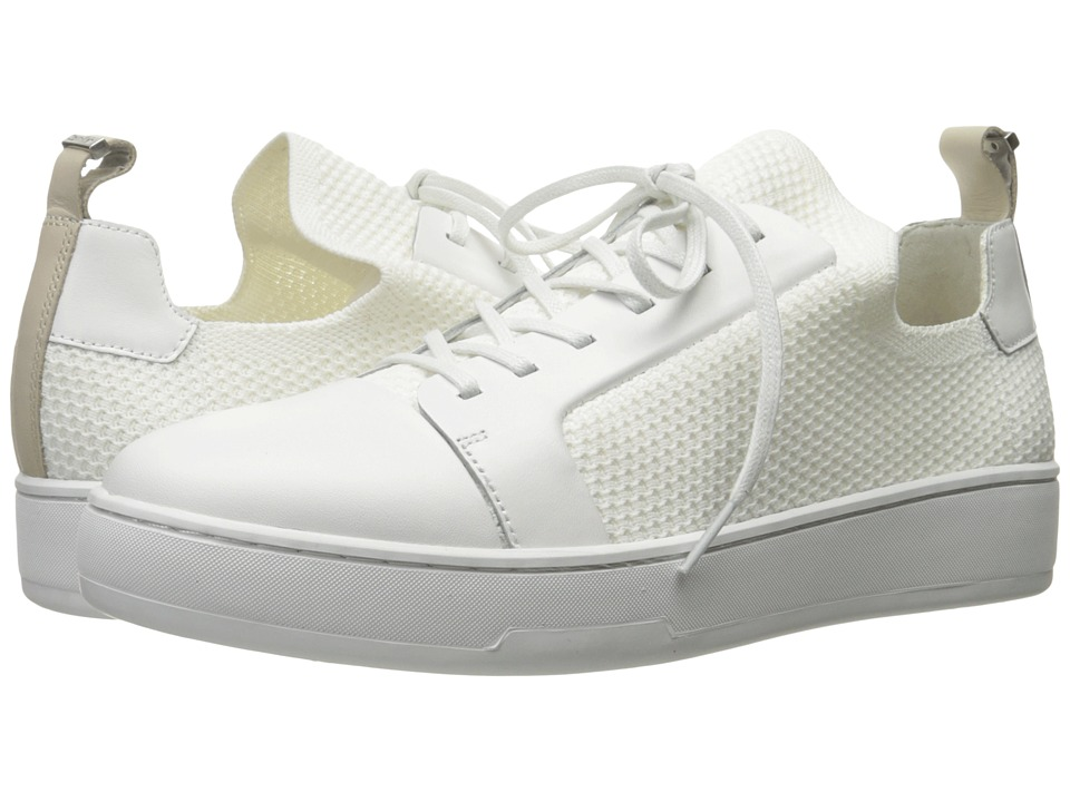 Calvin Klein Nibbs (White Open Knit) Men