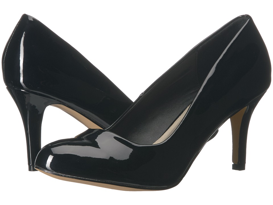 Michael Antonio Finnea Patent (Black Patent 2) High Heels