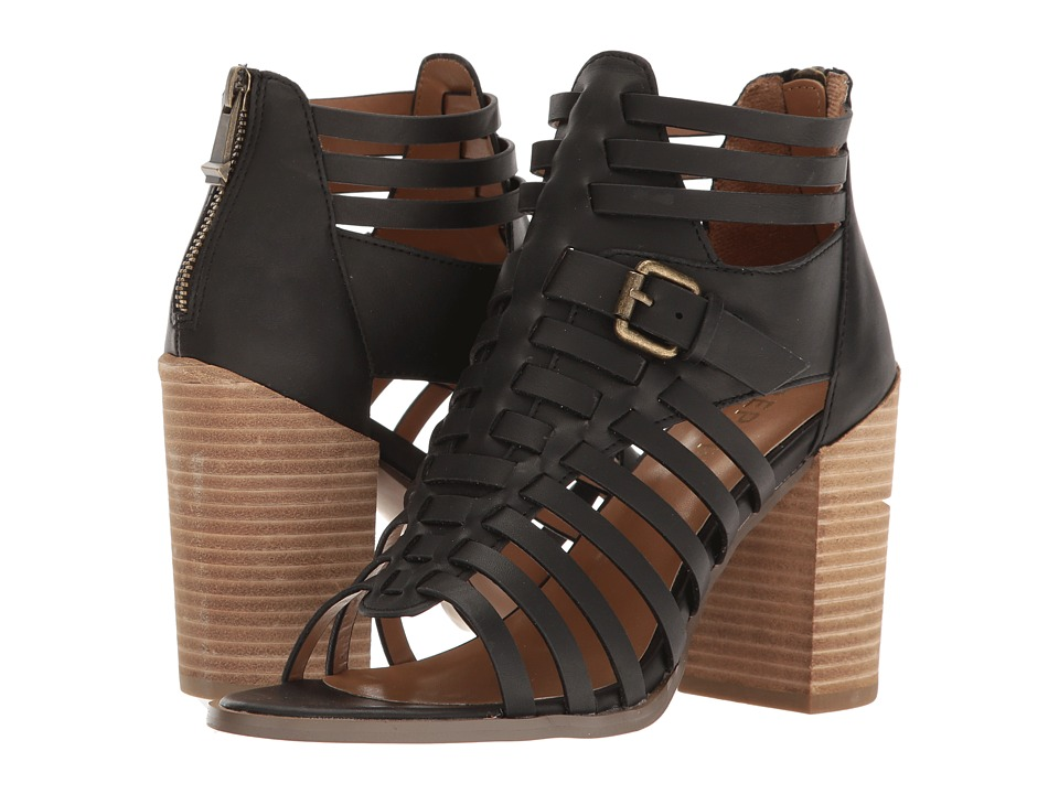Report Beckett (Black) High Heels