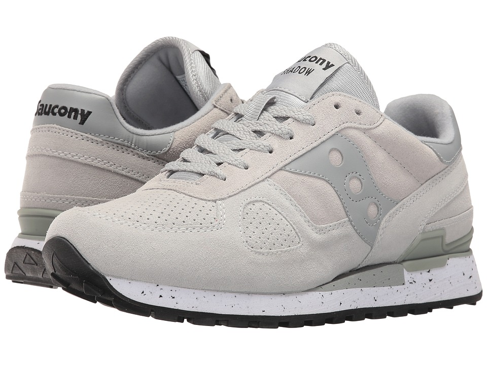 Saucony Originals - Shadow Original (Light Grey) Men's Lace up casual Shoes