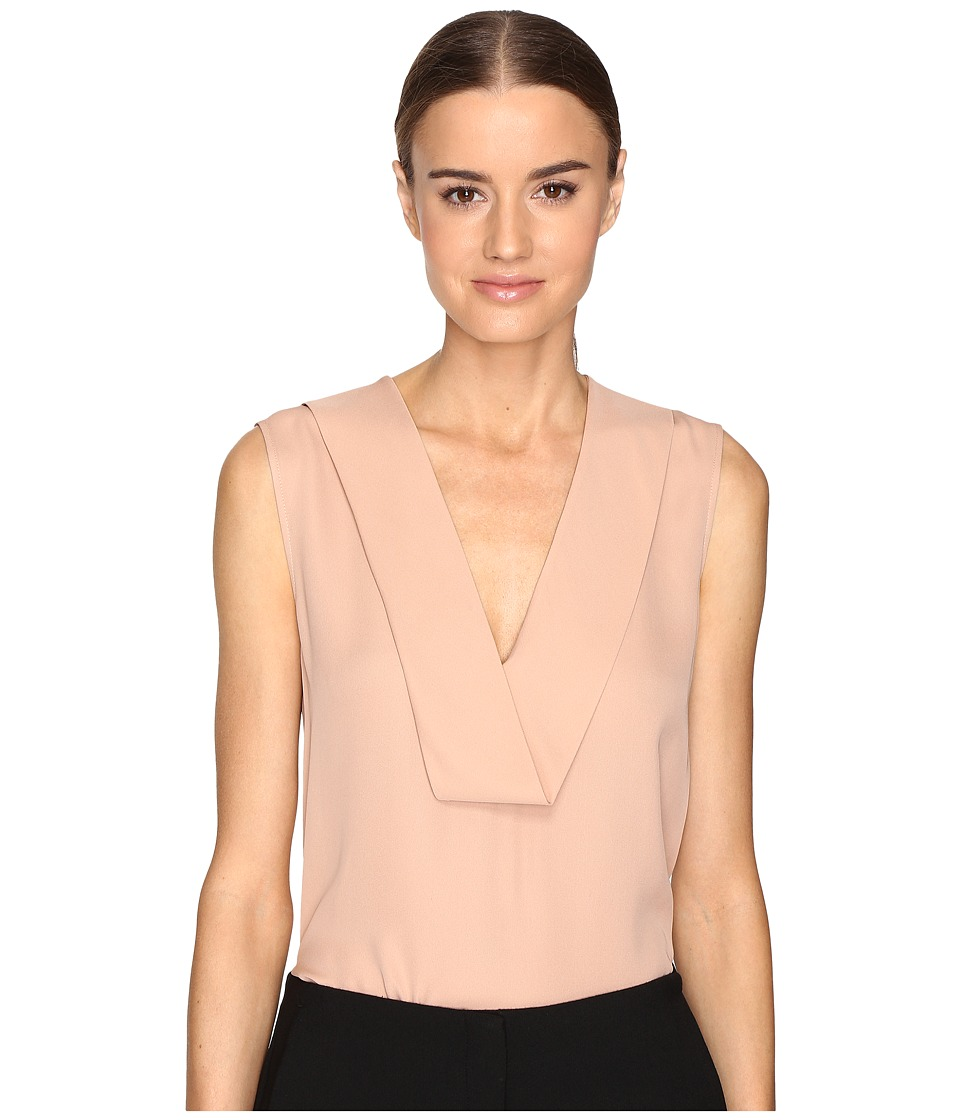 Theory - Salvatill Classic GGT Top (Pale Rose) Women's Clothing