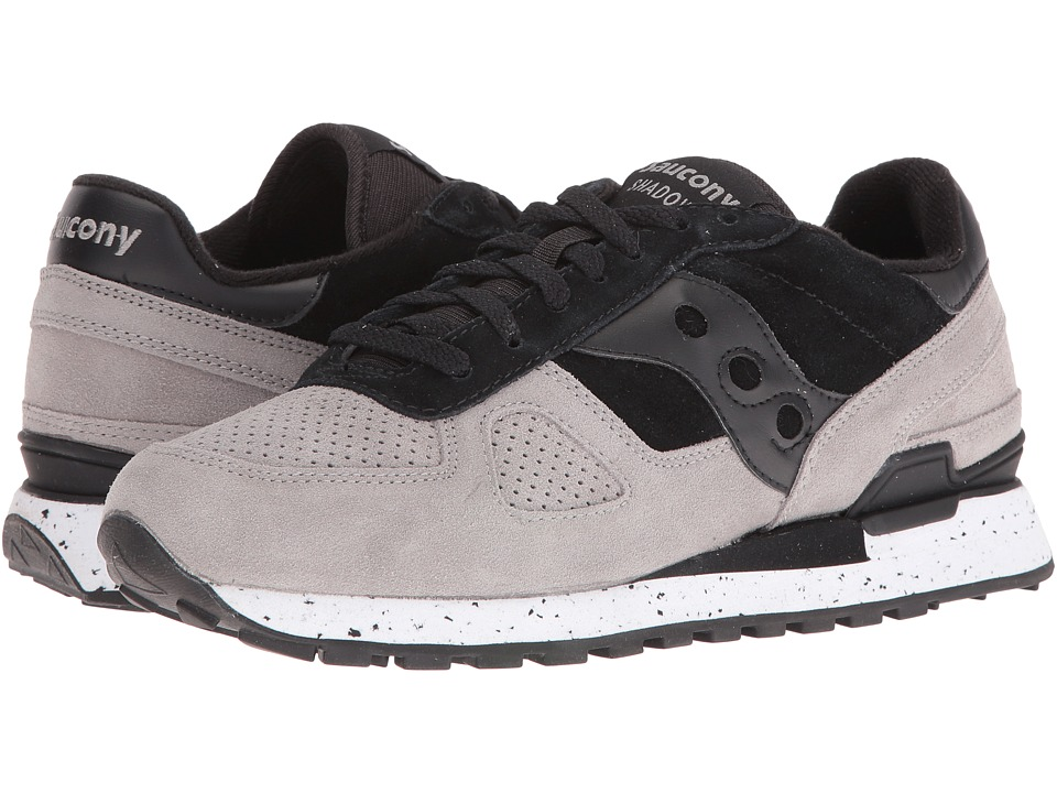 Saucony Originals - Shadow Original (Grey/Black) Men's Lace up casual Shoes