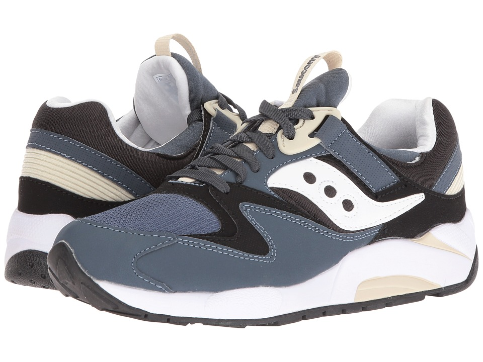 Saucony Originals - Grid 9000 (Blue 1) Men's Shoes