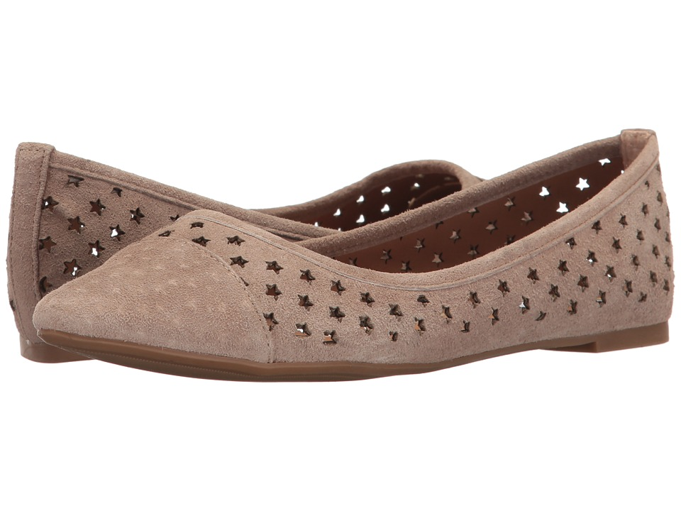 Steve Madden Anslee (Taupe Suede) Women