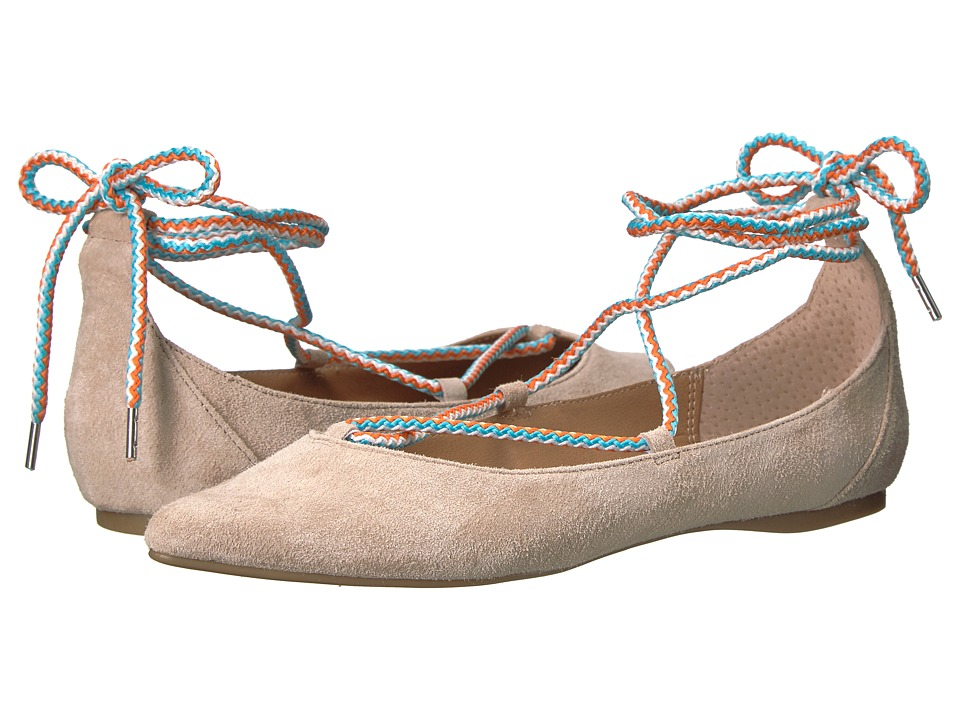 Steve Madden - Emilie (Blush Suede) Women's Slip on Shoes