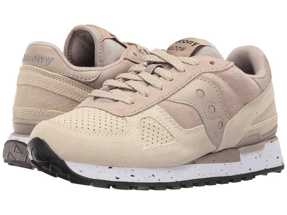 Saucony Originals - Shadow Original (Tan/Grey) Women's Classic Shoes