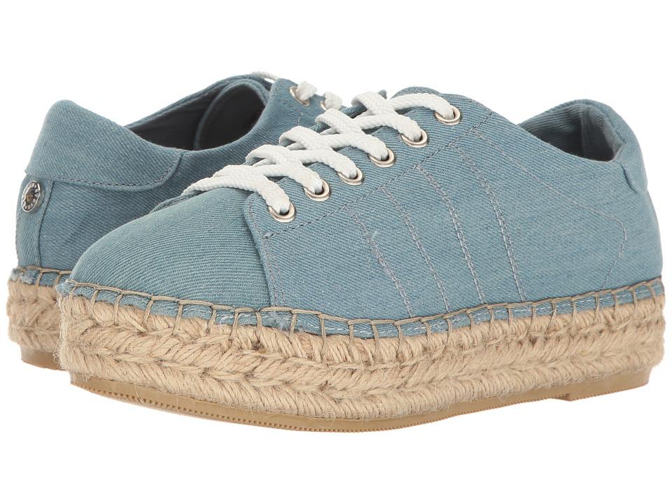 Steve Madden Tamilyn Denim Shoes