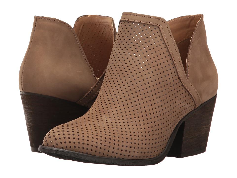 Steve Madden - Amerisa (Taupe) Women's Dress Pull-on Boots