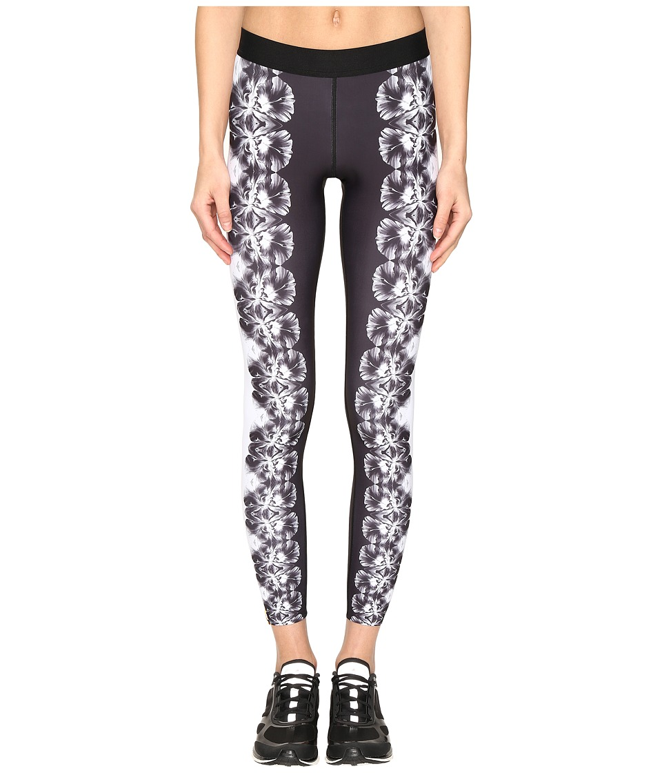 Monreal London - Full Leggings (Viola Print) Women's Casual Pants