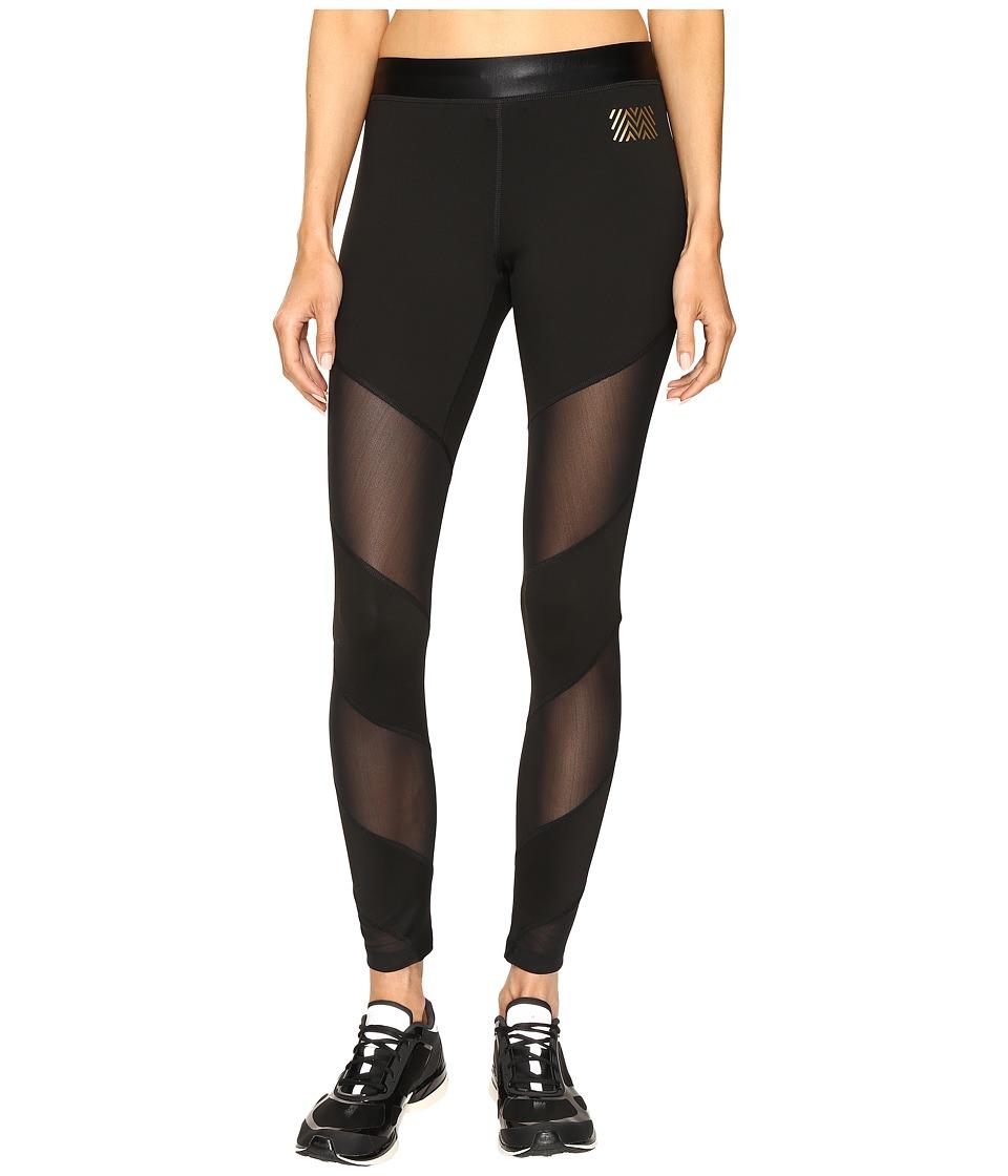 Monreal London - Waterfall Leggings (Black) Women's Casual Pants