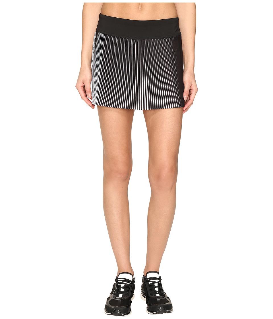 Monreal London - Plissee Skirt (Short) (Black) Women's Skort