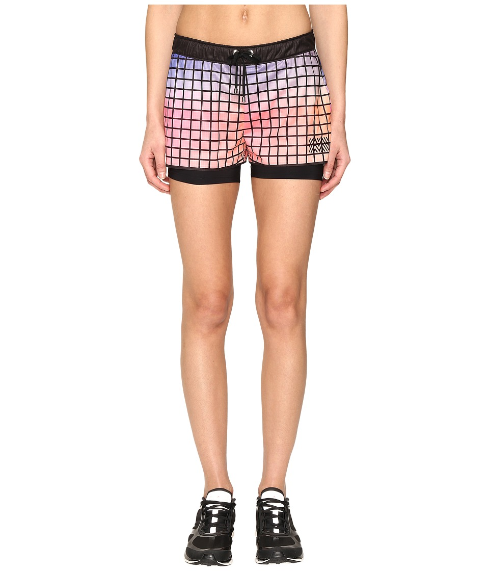 Monreal London - Hero Shorts (Short) (Rainbow Print) Women's Shorts