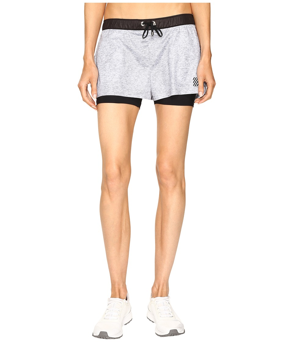 Monreal London - Hero Shorts (Short) (Heather Grey) Women's Shorts