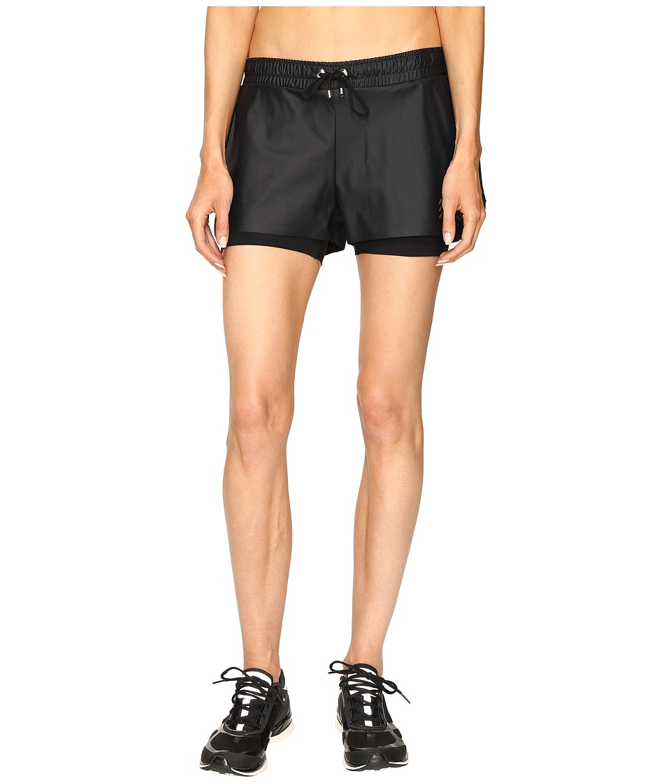 Monreal London - Hero Shorts (Short) (Black) Women's Shorts