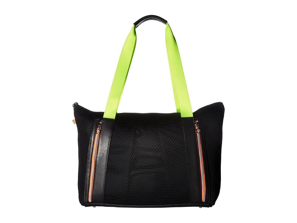Monreal London - Victory Bag (Black/Acid) Bags