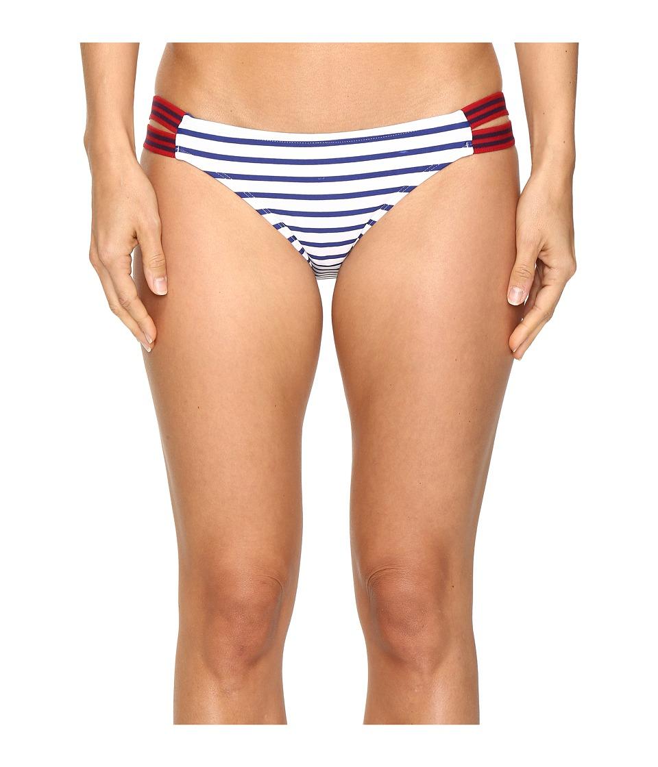 Body Glove - Samana Flirty Surfrider Bottoms (Midnight) Women's Swimwear
