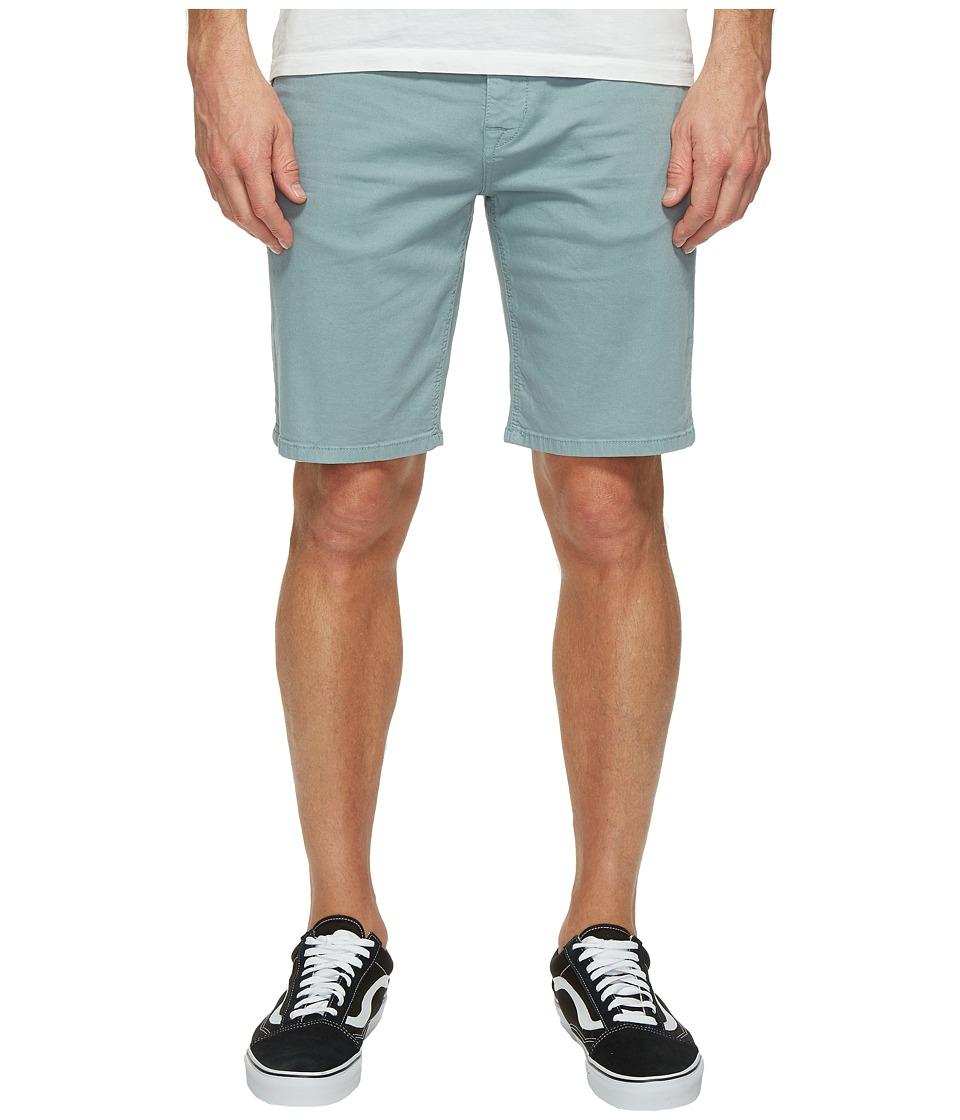 Joe's Jeans - The Brixton Trouser Shorts in Stevenson Colors - Kinetic in Blue Stone (Blue Stone) Men's Jeans