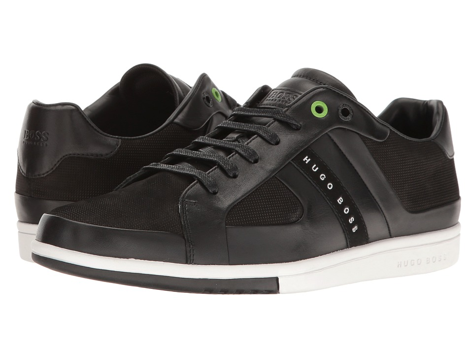 BOSS Hugo Boss - Metro Club Tenn Sneaker (Black) Men's Shoes