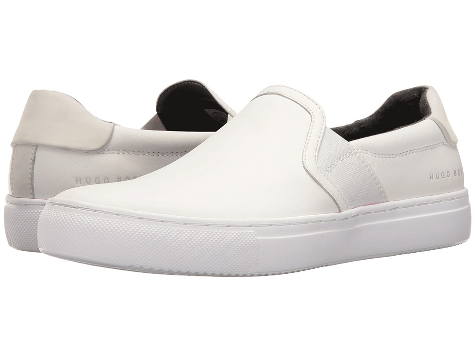 BOSS Hugo Boss - Enlight Slip-On (White) Men's Shoes