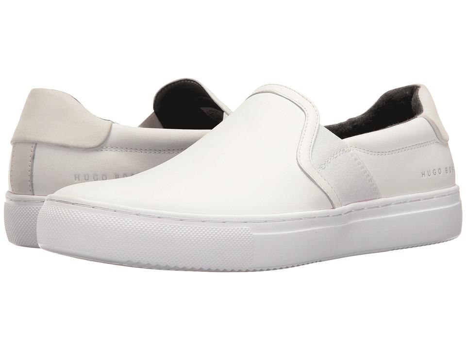 BOSS Hugo Boss - Enlight Slip-On (White) Men's Shoes