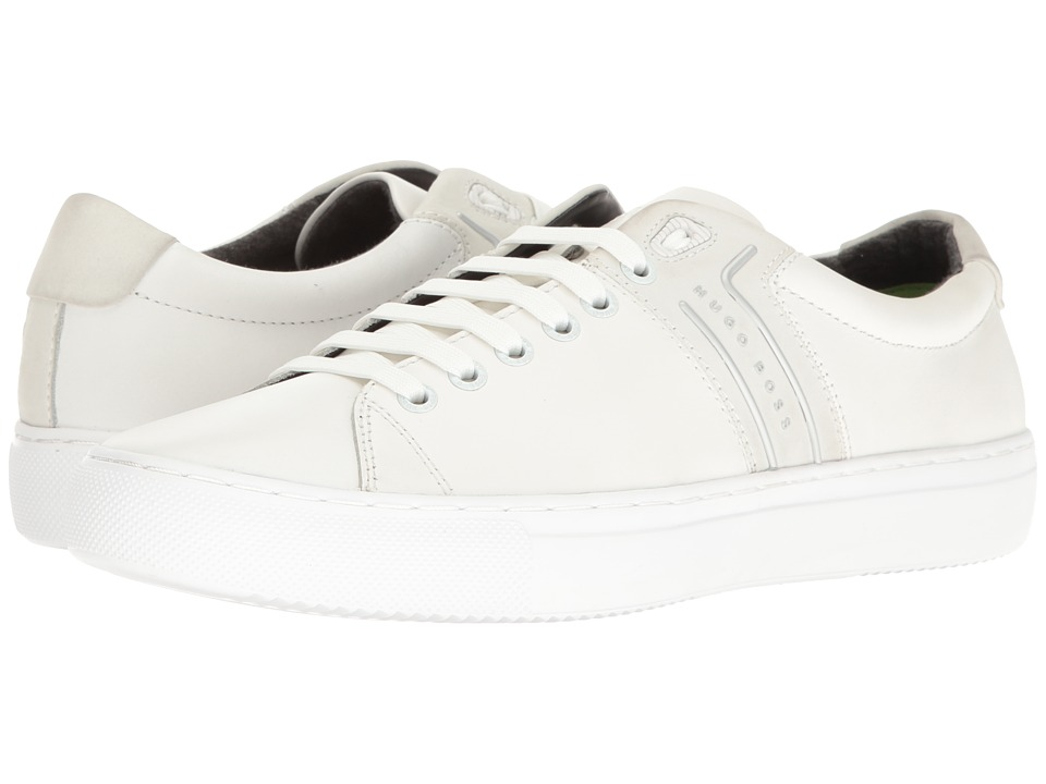 BOSS Hugo Boss - Enlight Tenn Sneaker (White) Men's Shoes