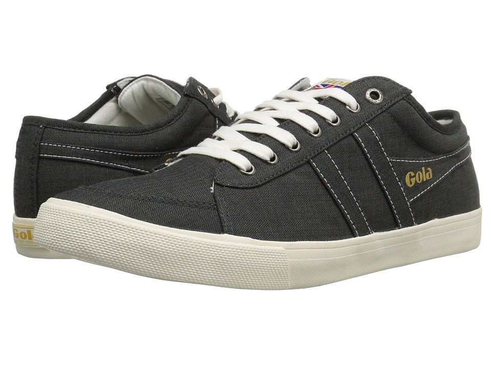 Gola - Comet Twill (Black) Men's Shoes