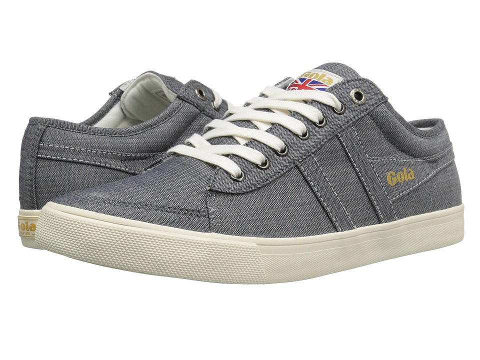 Gola - Comet Twill (Grey) Men's Shoes