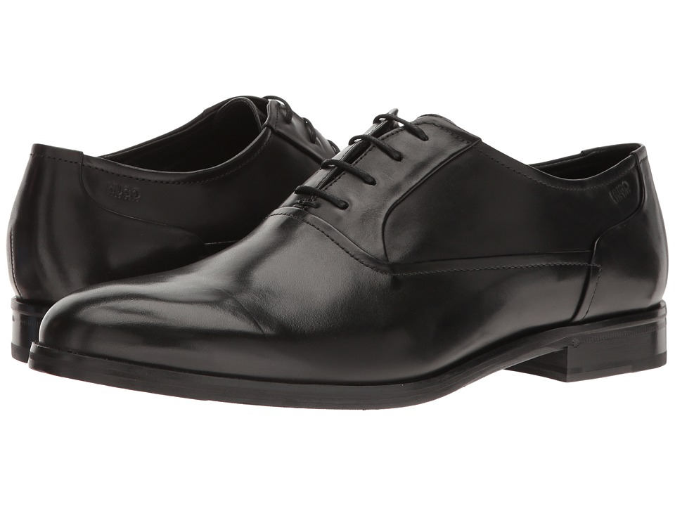 BOSS Hugo Boss - Tempation Lace-Up Oxford (Black) Men's Lace up casual Shoes