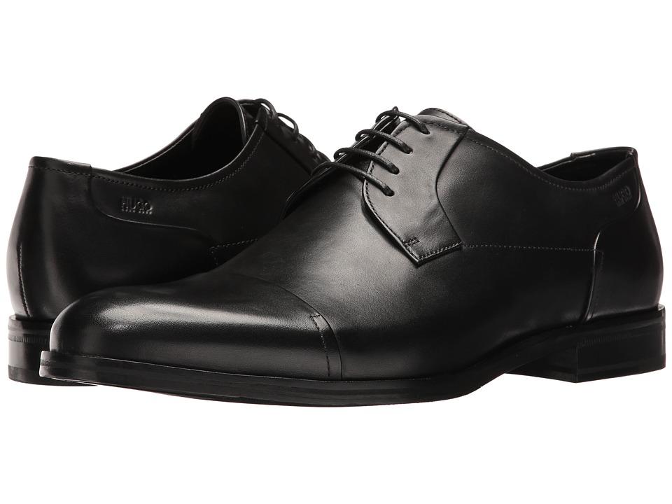 BOSS Hugo Boss - Temptation Lace-Up Derby (Black) Men's Lace up casual Shoes